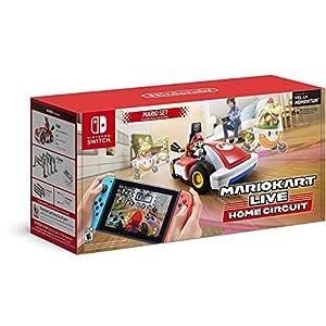 Mario Kart Live: Home Circuit -Mario Set - Nintendo Switch Mario Set Edition 51RoBgR BnL. SS300