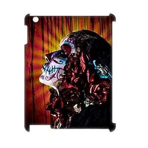 Artistic Skull Phone Case For IPad 2,3,4 [Pattern-1]