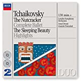Classical Music : Tchaikovsky: The Nutcracker (complete) / The Sleeping Beauty (highlights)