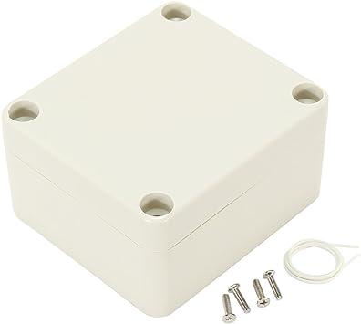 Aexit Caja para empalmes de ABS Caja de empalme de ABS Caja de ...