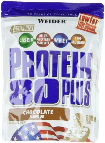Protein 80 Plus (Weider), 500 ...
