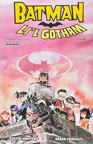 Batman: Li'l Gotham Vol. 2 (Superhero Zombie Halloween)