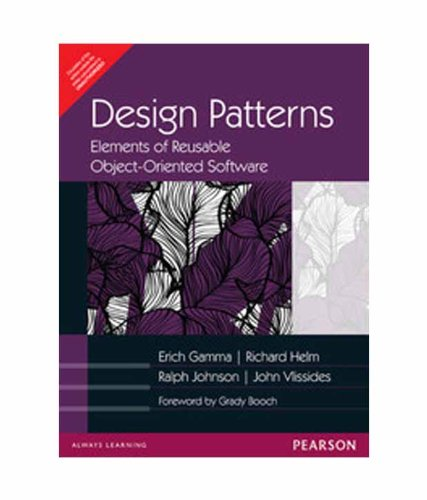 Design Patterns Elements Reusable Object Oriented product image
