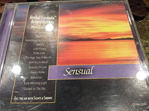 Sensual / Herbal Formula Aromatherapy Music Collection