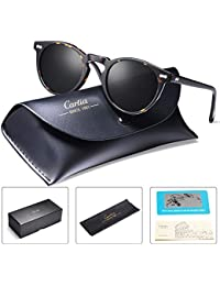 Vintage Polarized Sunglasses for Men, 100% UV400...