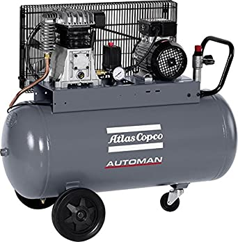 Air Conditioner: Atlas Copco Compressor and AC 21 - 10 E Kompre Automan AC, 1 ...