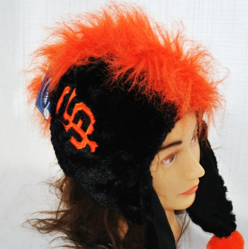 (San Francisco Giants 2012 Mohawk Short Thematic Hat)