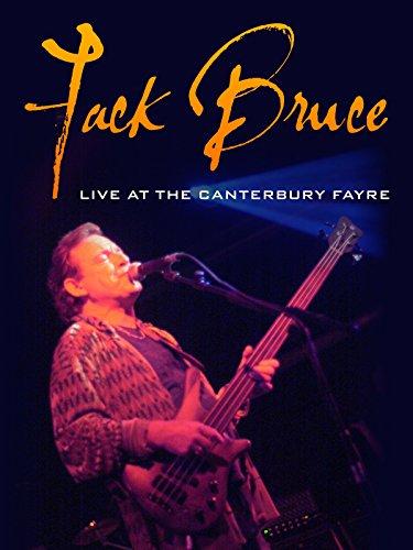 Canterbury Cream - Jack Bruce - Live at the Canterbury Fayre