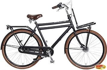 Bicicleta holandesa para hombre (3 marchas, 28 pulgadas Daily de ...