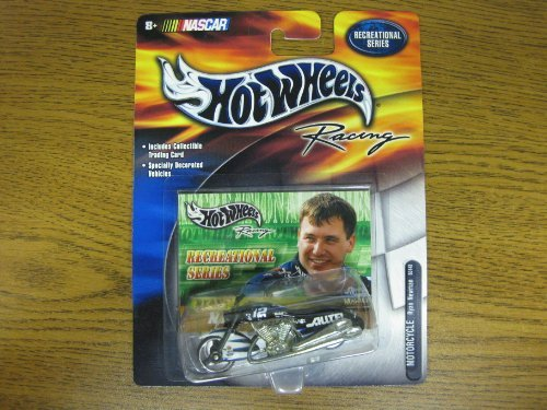 - Hot Wheels Racing Ryan Newman Motorcycle Alltel