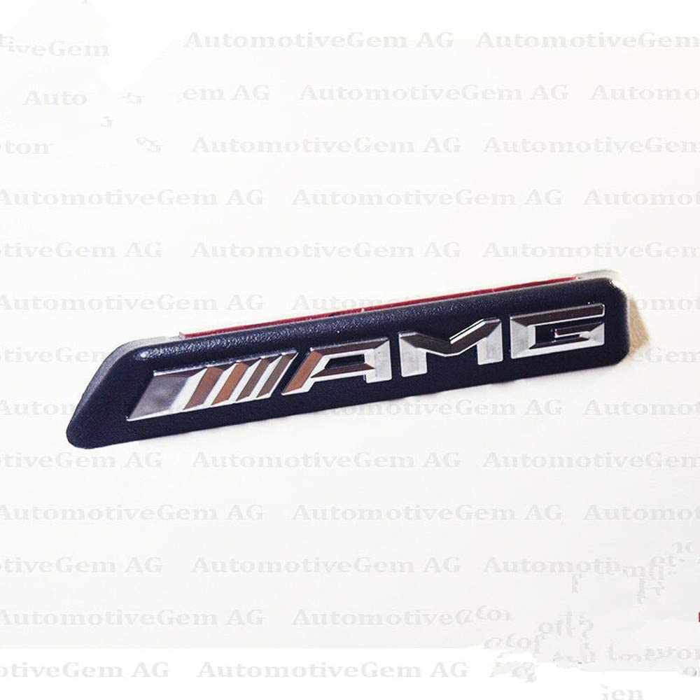 Mercedes-Benz AMG Emblem Radiator Front Grille Badge Fit: C43 E43 SLC43