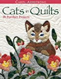 Cats in Quilts, Carol Armstrong, 1571201750