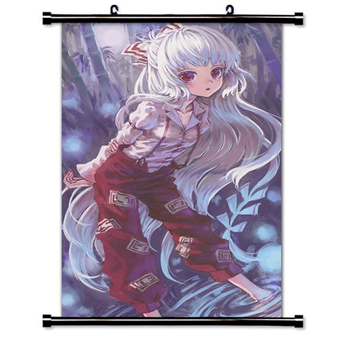 Touhou Anime Game Fabric Wall Scroll Poster (32