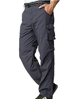 c5f897b1d01 Regatta Men's Leesville Zip Off Trousers: Amazon.co.uk: Clothing