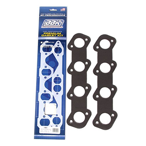BBK 1401 Premium Exhaust Header Gaskets Set for Ford 4.6L, 5.4L - 2 Valve (Header Bbk Gasket)