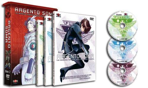 Argento Soma - Coffret 2/2 - Edition Premium