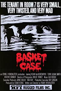 Basket Case 27 x 40 Movie Poster - Style B from postersdepeliculas