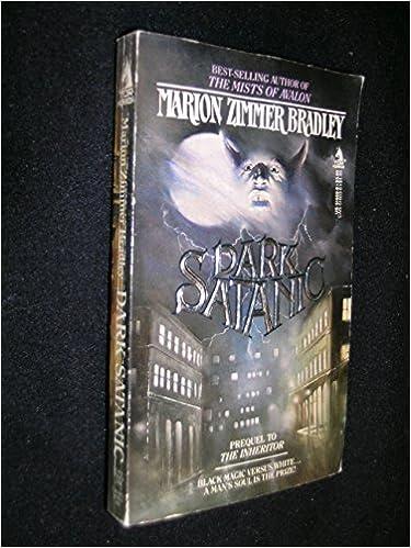 Book Dark Satanic by Marion Zimmer Bradley (1988-09-06)