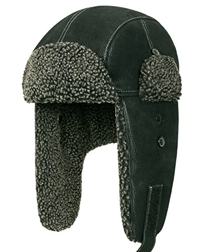 Quilted Trooper Fur Hat - 2