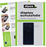 dipos I 12x Screen Protector matte for Samsung Galaxy S10e camera lens Protection Films