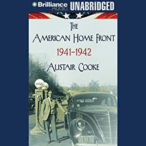 The American Home Front Audiobook