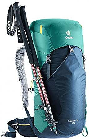 Deuter Speed Lite 24, Sac à Dos Mixte Adulte, (Black), 24x36x45 Centimeters (W x H x L)