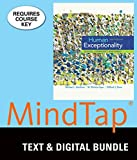 img - for Bundle: Human Exceptionality, Loose-leaf Version, 12th + MindTap Education, 1 term (6 months) Printed Access Card book / textbook / text book