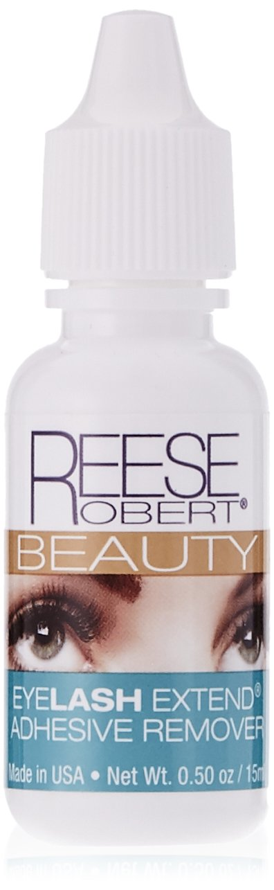 Reese Robert Beauty Eyelash Extend Adhesive Remover, 0.5 Ounce by Reese Robert Beauty