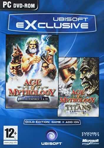 age of mythology titans para mac