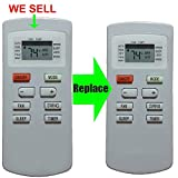 Replacement for AIR-CON Air Conditioner Remote Control YX1FF YX1F Works For ACZEM4C4R18 ACZEM4C4R24