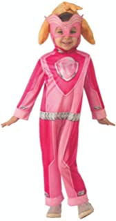Domestic 610838/_TODD Toddler Rubies Rubies Paw Patrol Skye 3D Child Costume