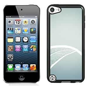 Beautiful Custom Designed Cover Case For iPod Touch 5th With Clean Transparent Leaf Phone Case Cover