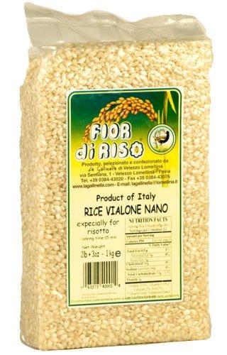 Vialone Nano Rice (Fior Di Riso) - Italy