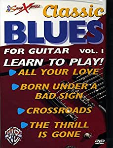 SongXpress Classic Blues, Vol 1 (DVD)