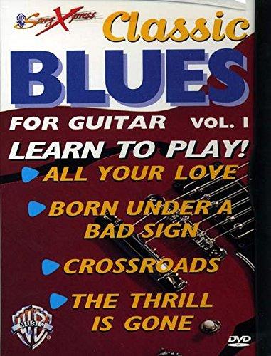 - SongXpress Classic Blues, Vol 1 (DVD)