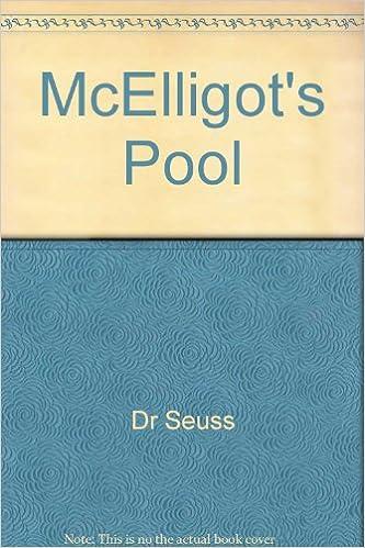 Free audio book download for ipod McElligot's Pool 0606039449 (Suomalainen kirjallisuus) PDF MOBI by Dr. Seuss
