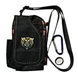 Vape Mod Carrying Bag, Vapor Case for Box Mod, Tank, E-Juice, Battery - Best Vape Portable Travel to Keep Your Vape Accessories Organized [CASE ONLY] (Tiger)
