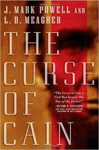 Downloadning af gratis bøger online The Curse of Cain by J. Mark Powell in Danish PDF