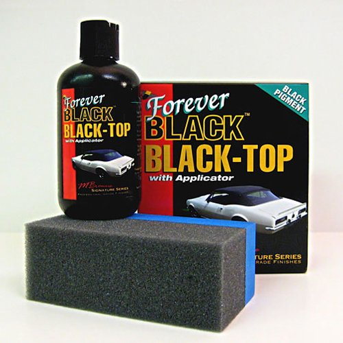 (Forever Car Care Products FB813 Black Black Top Gel and Foam Applicator)
