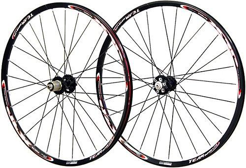 "26"" inch Vuelta XRP Team SL Disc ATB Bike Wheel Set Black 16"