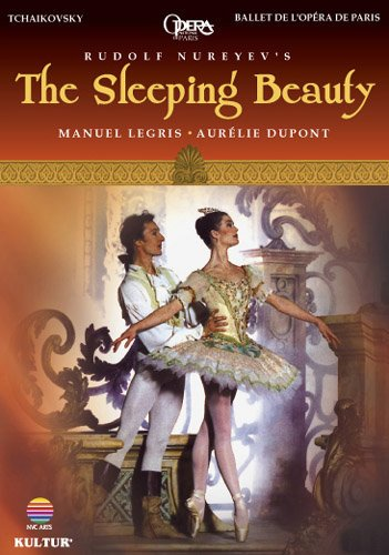 [Tchaikovsky: The Sleeping Beauty - Ballet del Teatro Municipal (1982)] (Magnificent Movie Costume)