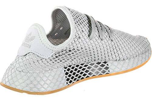 Red Kids' adidas Unisex Gymnastics Grey 8 Shoes UzqUO4Xw0