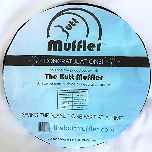 Butt Muffler Filtered cushion neutralize product image