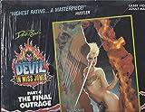 Devil in Miss Jones, Part 4: The Final Outrage, laser disc