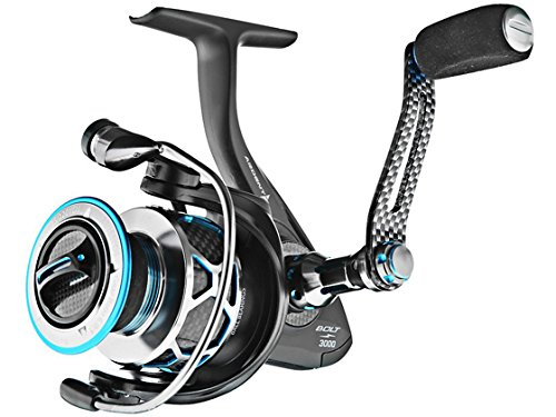 Ardent Bolt 6.0:1 Spinning Fishing Reel –  Left or Right Hand For Sale