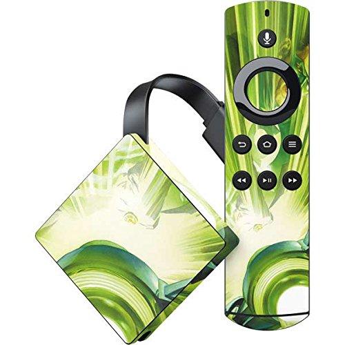 Price comparison product image Green Lantern Fire TV Skin - Green Lantern Lamp | DC Comics X Skinit Skin