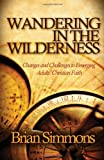 Wandering in the Wilderness, Brian Simmons, 0891122850