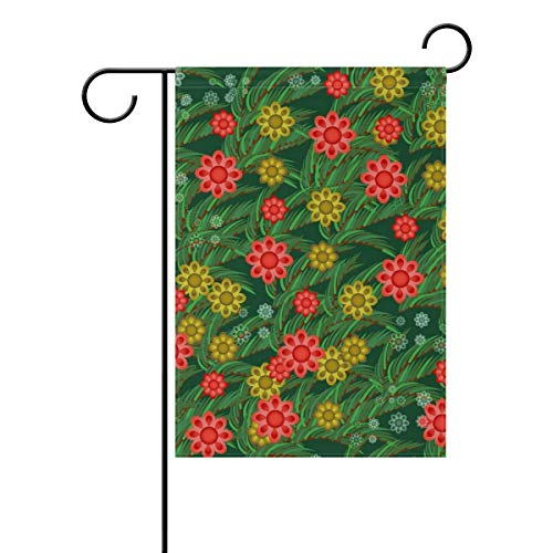 LeeBelle Garden Flags DIY Fashion Personality, 12''×18''&28''x40'' 2-Size