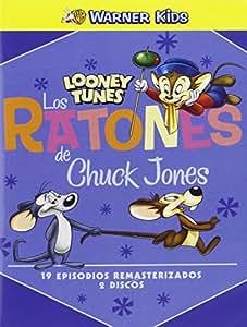 Looney Tunes: Los Ratones De Chuck Jones [DVD]