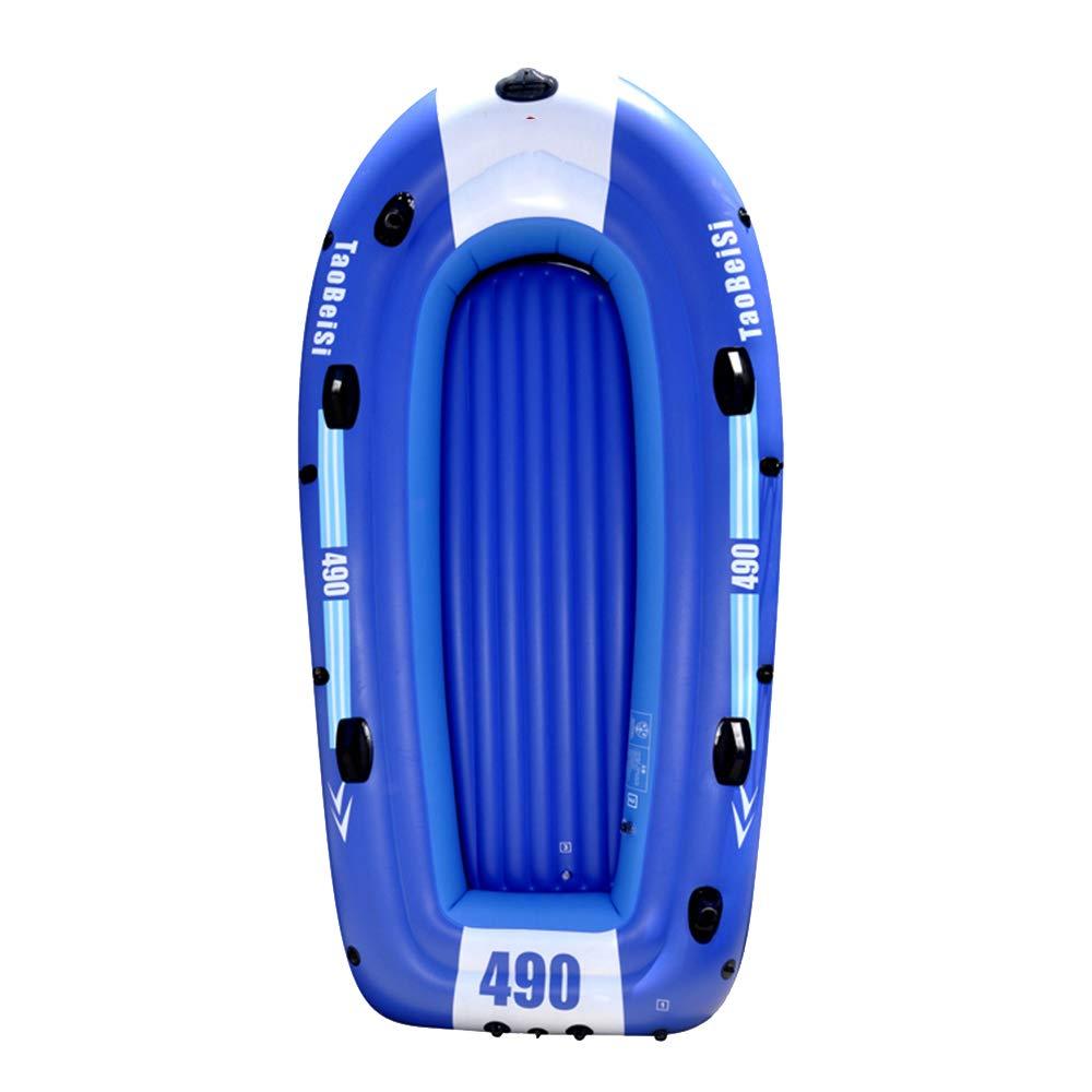 【おしゃれ】 5人用カヤック肥厚耐久性のあるディンギーアウトドアチャレンジャーインフレータブルボート B07PFV72RG B07PFV72RG, 睦沢町:d2140ad0 --- a0267596.xsph.ru